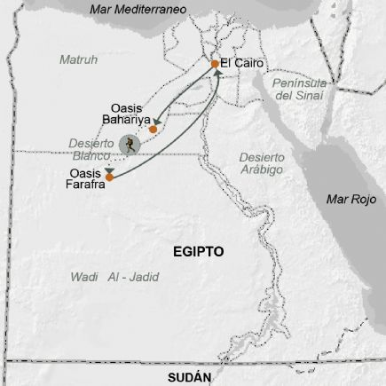 viajes egipto febrero: