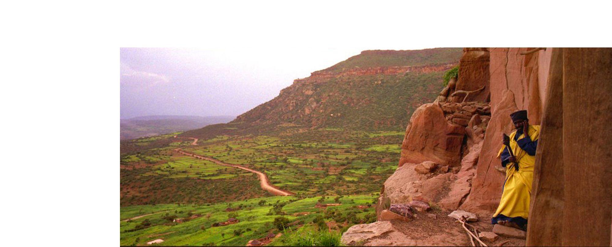 El Timkat en Gondar y Festividad de St. George