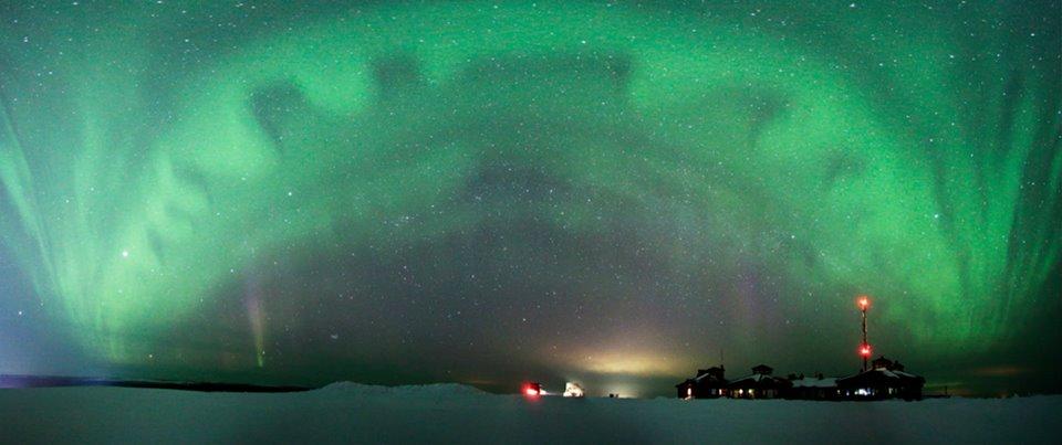 Panorama 180º (Finlandia) Foto: Oscar Blanco Varela