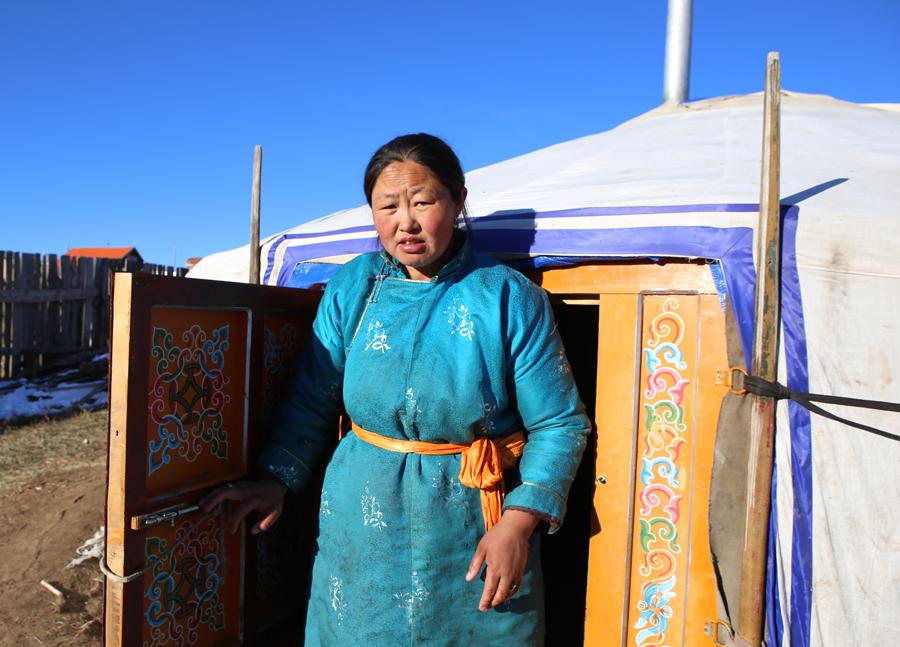 Empieza un nuevo día, Mongolia | Foto © Joan Bartomeu