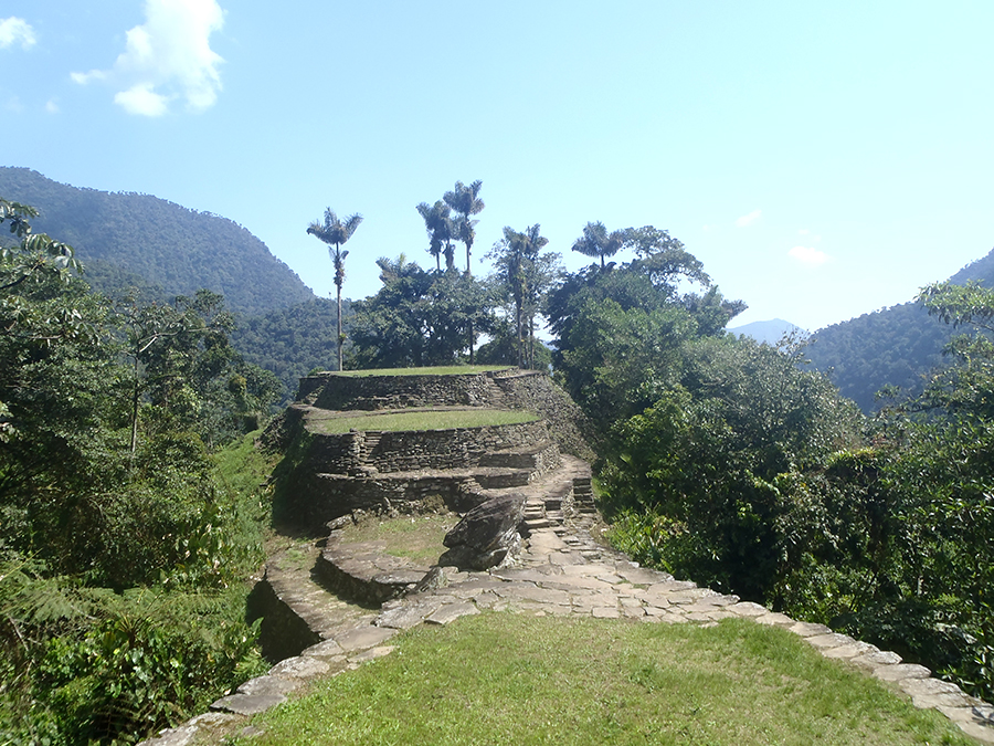Ciudad Perdida Teyuna, el Machu Picchu colombiano