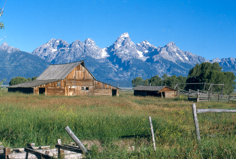 Parque Nacional Grand Teton, Estados Unidos