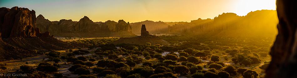 Zona de Djoulia en Macizo de Ennedi | Foto © Eric Goethals