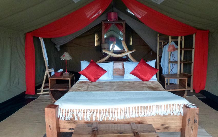 Asanja Tented Camp en Tanzania