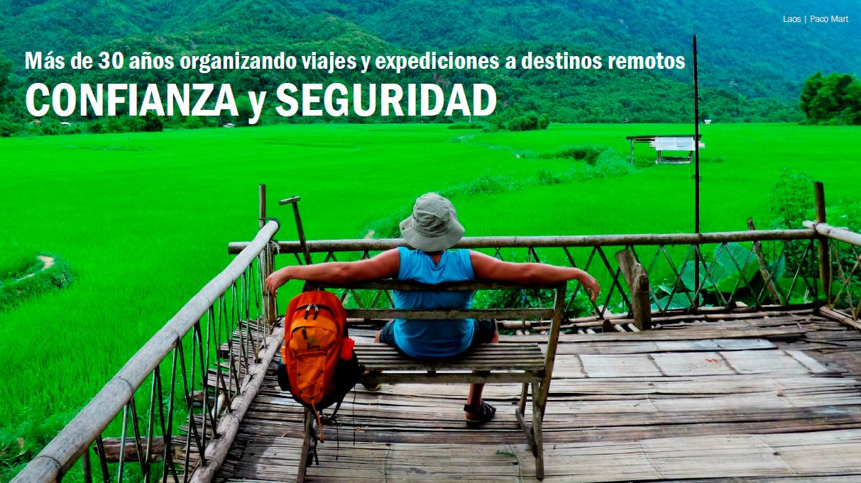 Confianza y Seguridad   Foto © Paco Mart