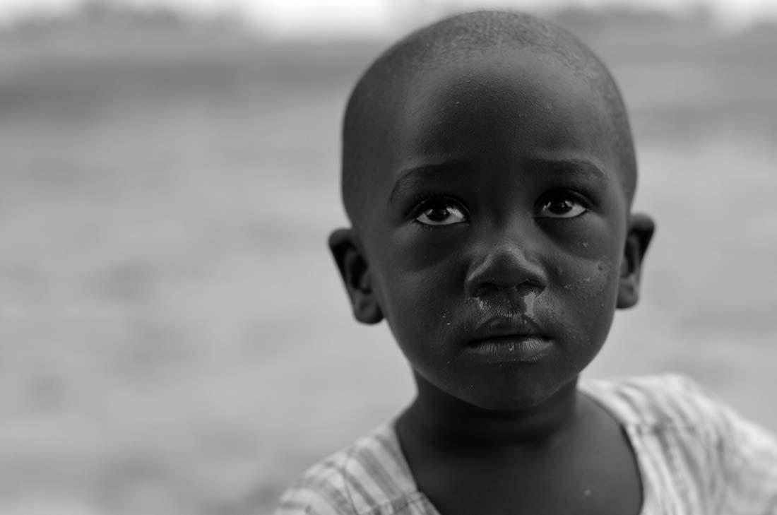 África negra. Autor Camino Granado - Viaje a Senegal