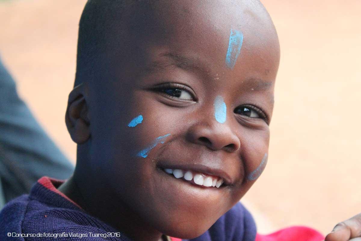 Bellesa Africana. Autor Andrea Póo - Viaje a Tanzania