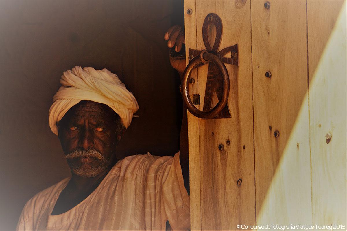 Qui te la clau de la vida. Autor Alfred Berges - Viaje a Sudán