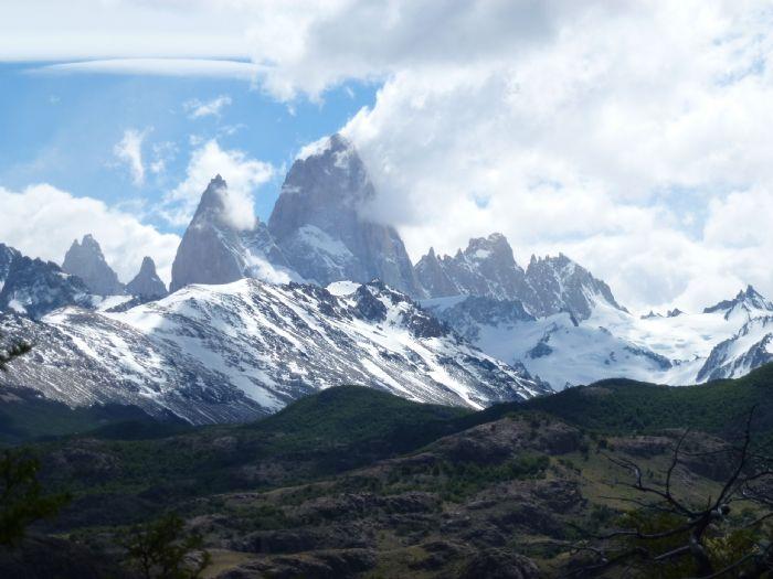 Viaje a Argentina y Chile EL CHALTEN Autor:JC Graupera