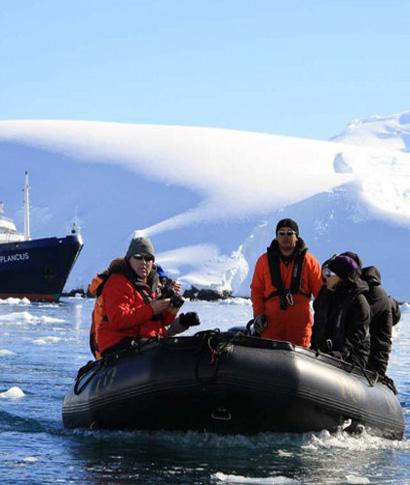 <div>A pesar de su creciente popularidad, el continente Antártico es todavía un área remota y virgen. Un ... <br> <a class='vermellteula'>Seguir leyendo >>></a>