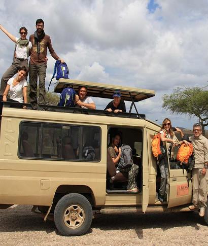 Viaje de travesía del Serengueti, Ngorongoro y lago Natrón en Noviembre de 2016.</p>Laura&nbsp;nos resume ... <br> <a class='vermellteula'>Seguir leyendo >>></a>