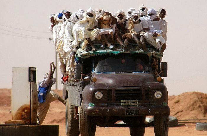 fotos de Sudán autor:Maurizio Levi