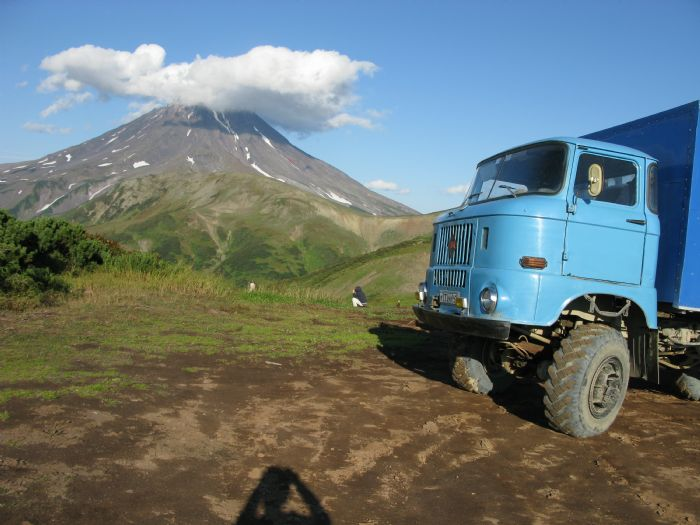 fotos de Viajes a Rusia - Kamchatka autor:Silvia Alonso