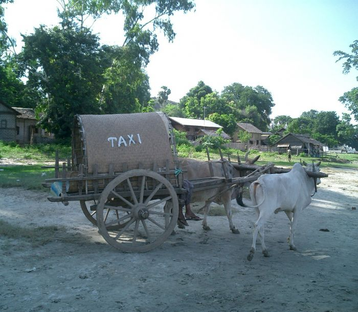 Myanmar (Birmania) - Autor Mercedes Luzzy