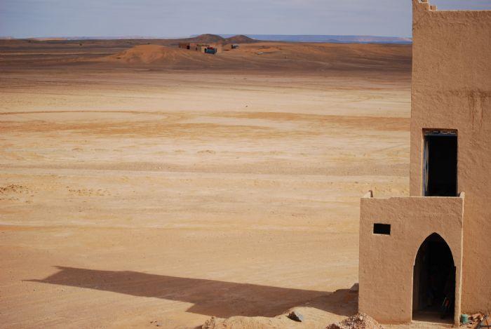 Sombras. Viajes a Argelia. Autor de la fotografía: Joana Camus