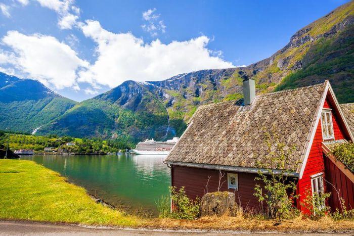 fotos de Noruega autor:Noorderlicht. Al timón