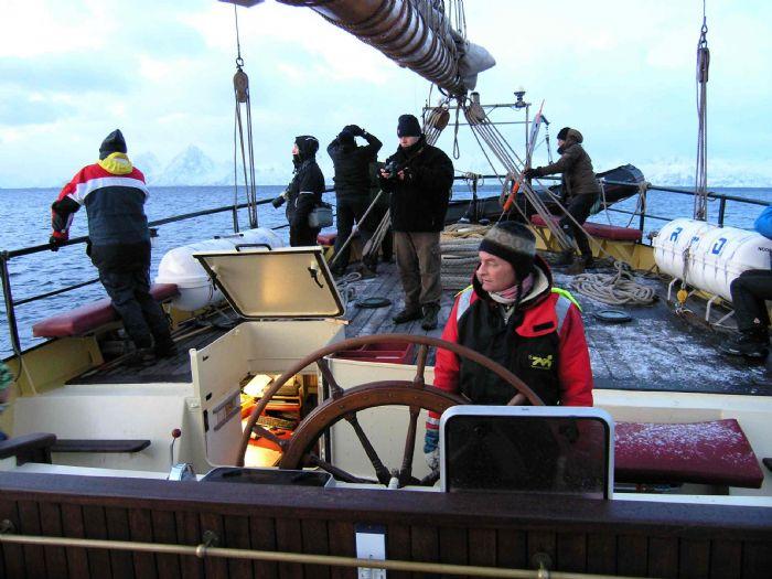 fotos de Ártico autor:Noorderlicht. Al timón