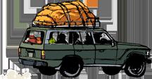 Viajes semana santa