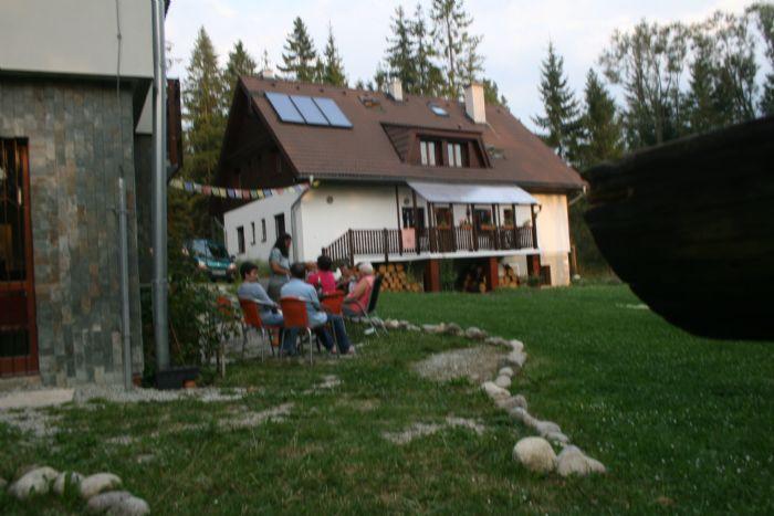 fotos del viaje a Eslovaquia Senderismo en los Parques Naturales de los Cárpatos autor:P Mongay