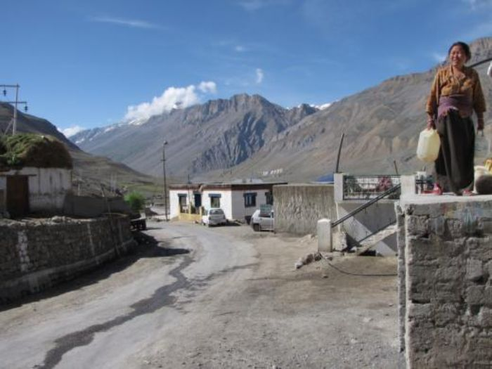 fotos de INDIA BTT en el Himalaya : Travesía Manali - Leh autor:Zaida Peris