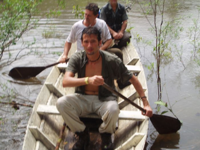 fotos del viaje a Brasil Expedición selva amazónica autor:O Plans