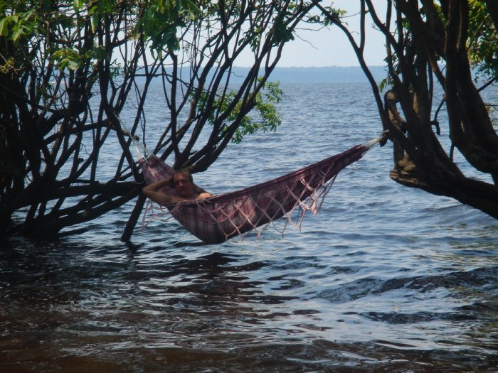 fotos del viaje a Brasil Expedición selva amazónica autor:Anna Valero