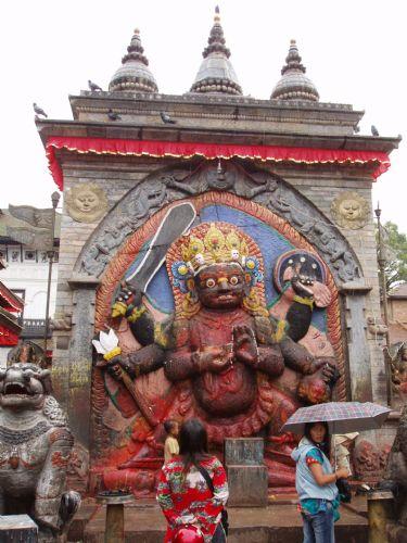 fotos del viaje a Nepal Valle Katmandú, Lagos Begnas y Pokhara, Ghorepani Trek y Safari en Chitwan autor:P Mongay