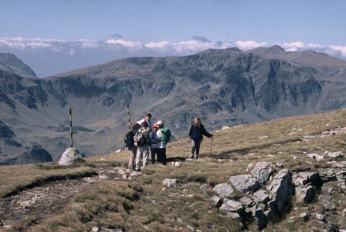 Trekking en los Montes de Rila y Pirín - Autor A. López