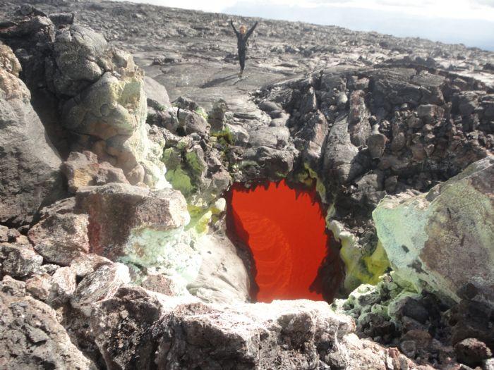 fotos del viaje a Rusia - Kamchatka Ríos, osos y volcanes autor:David Rodriguez
