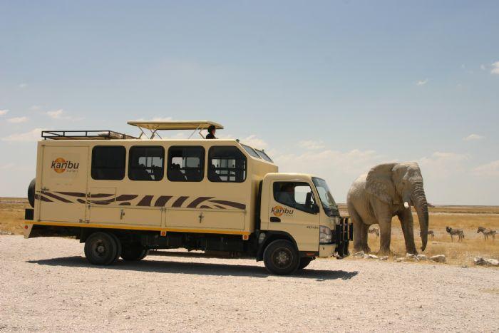 fotos de Namibia Observando la Vía Láctea. Safaris y Estrellas autor:Karibu Safaris