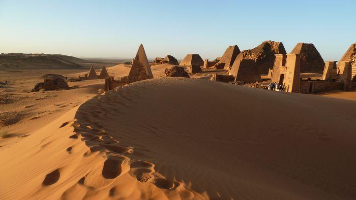 fotos del viaje a Sudán Los Faraones Negros. Ruta arqueológica y poblados nubios. autor:David Ballester