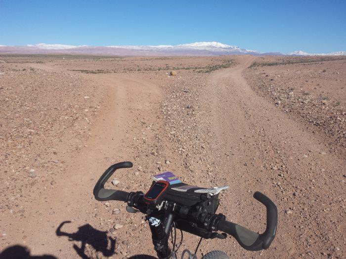 fotos del viaje a Marruecos Oasis del Valle del Draa en Bicicleta de Montaña  autor:Isi Juvé