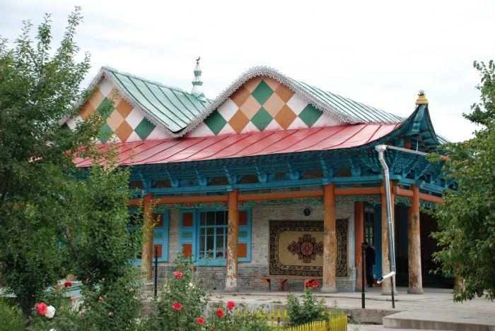 fotos del viaje a Uzbekistán y Kyrgyzstán Ruta de la Seda y montes Tien Shan  autor:Ak Sai