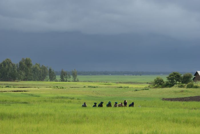 fotos del viaje a Etiopia (sur) Expedición al país Surma - Un viaje a los orígenes. autor:Cristina Vila
