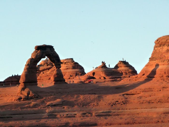 fotos del viaje a Estados Unidos Eclipse total de sol y PPNN del Colorado Plateau y las Rocosas autor:Angel Dominguez