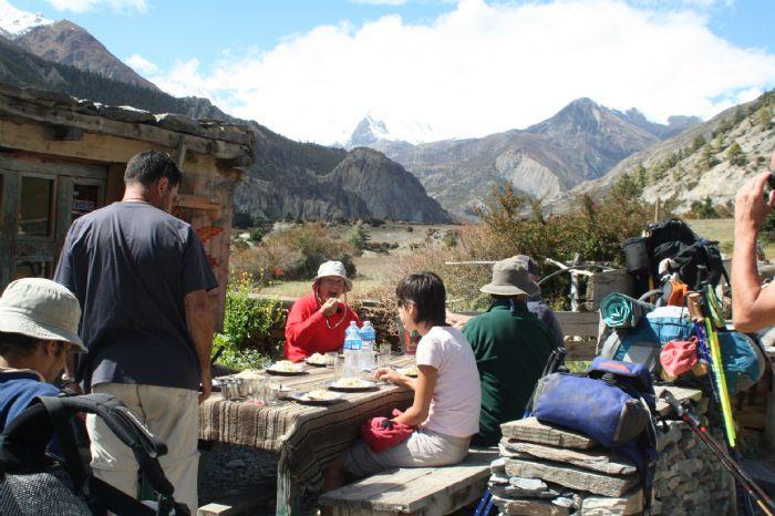 fotos del viaje a Nepal Valle Katmandú, Lagos Begnas y Pokhara, Ghorepani Trek y Safari en Chitwan autor:Pere Mongay