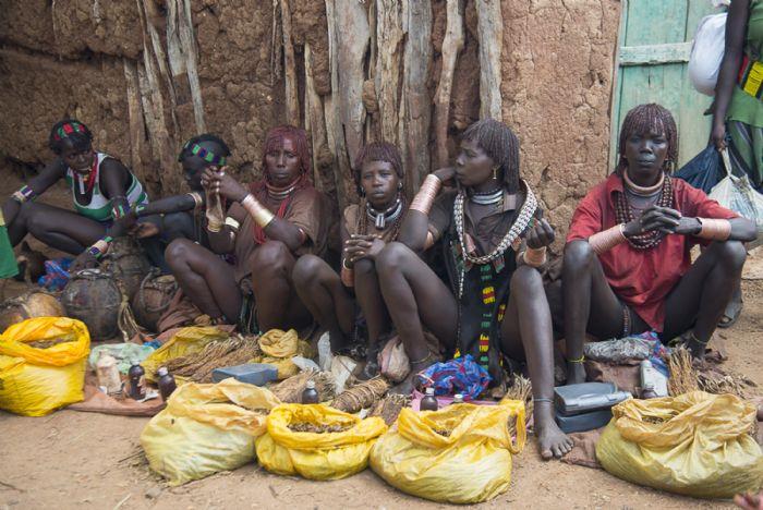 fotos del viaje a Etiopía El valle del Omo  autor:Ignasi Rovira