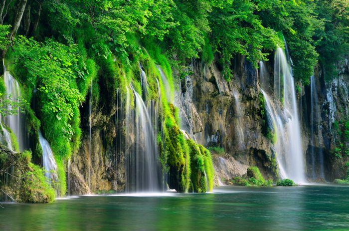 fotos del viaje a Croacia Los Parques Nacionales en BTT autor:Mario Romulic
