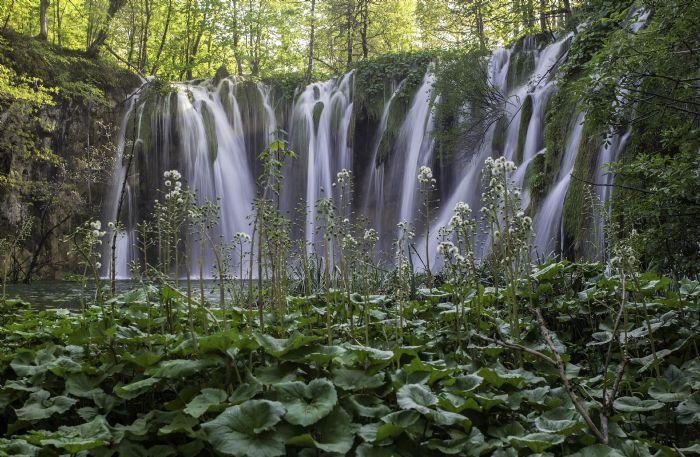 fotos del viaje a Croacia Los Parques Nacionales en BTT autor:Marisol Yaben