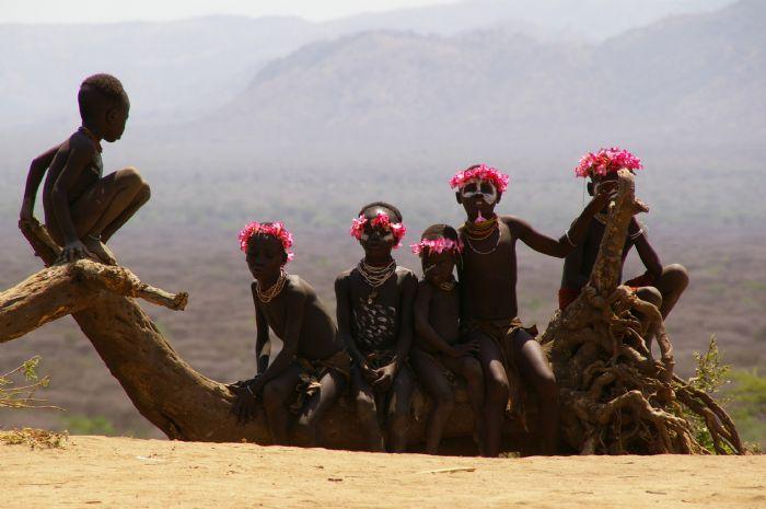 fotos del viaje a Etiopía El valle del Omo  autor:Pere Urgelles