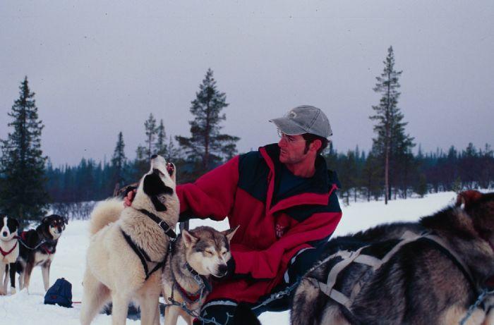 fotos del viaje a Finlandia Multiaventura invernal en la región de Koillismaa autor:P Mongay