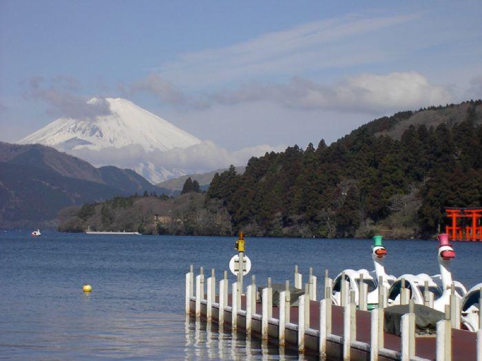fotos del viaje a Japón Tokyo, Hakone, Nagoya, Takayama, Kyoto... Treneando la isla de Honshu. autor:Pere Cordon