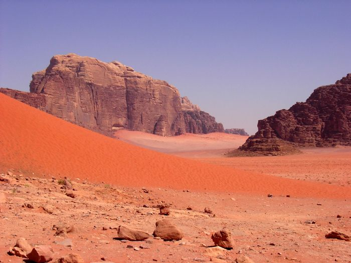 fotos del viaje a Jordania Petra, Mar Muerto y Wadi Rum autor:A Font