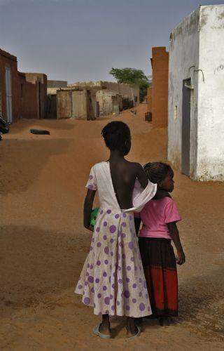 fotos del viaje a Mauritania Caravana en los oasis del Adrar.  autor:Joxe I Kuesta