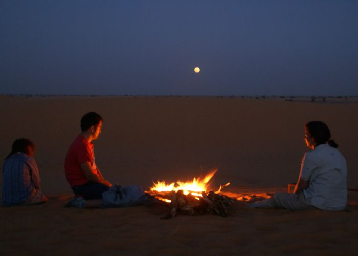 fotos del viaje a Mauritania Caravana en los oasis del Adrar.  autor: