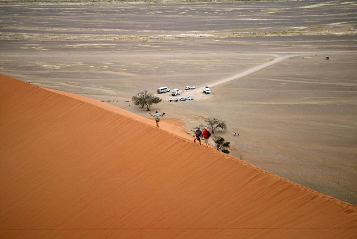 fotos de Namibia Observando la Vía Láctea. Safaris y Estrellas autor:A Lopez