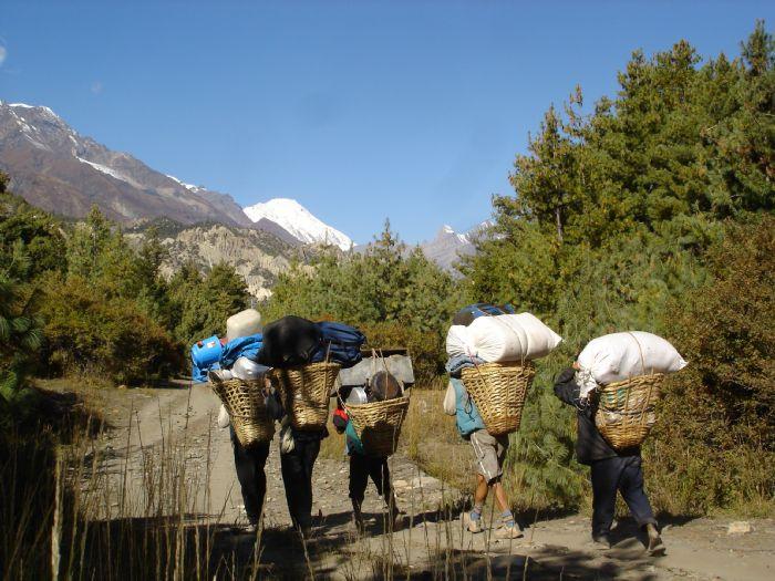 fotos del viaje a Nepal Valle Katmandú, Lagos Begnas y Pokhara, Ghorepani Trek y Safari en Chitwan autor:R Montenegro