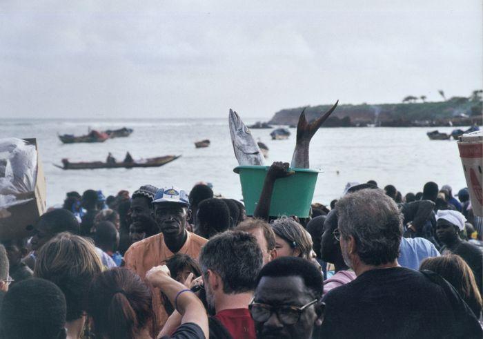 fotos del viaje a Senegal Costa Norte, Isla de Gorée y Delta del Saloum.  autor:Anna Pascual