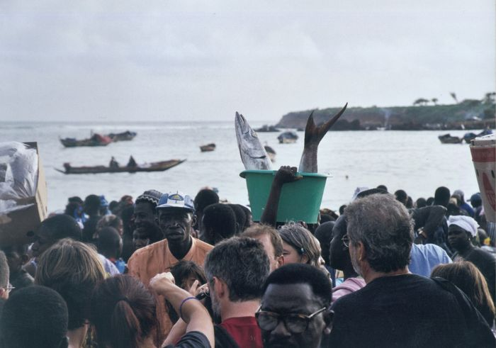 fotos del viaje a Senegal Costa Norte, Isla de Gorée y Delta del Saloum. Ext. país Bassari autor:Anna Pascual