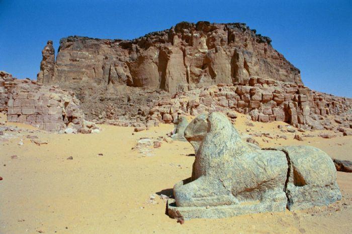 fotos del viaje a Sudán Los Faraones Negros. Ruta arqueológica y poblados nubios. autor:Álex Poo